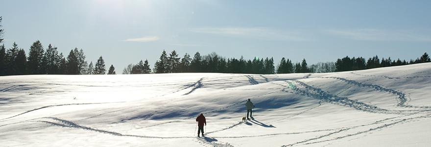 vacances d'hiver en France