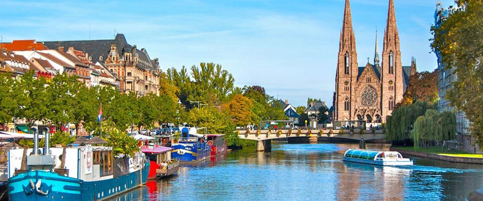 Strasbourg à Baden-Baden